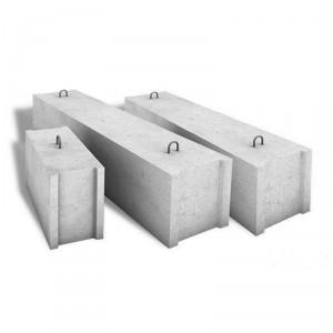 Блок бетонный ФБС 12.6.3-Т