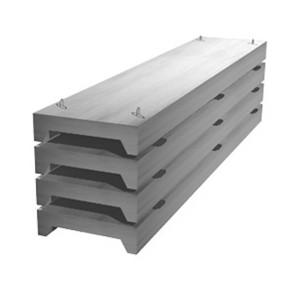 Плита покрытия ребристая 1П 4-7